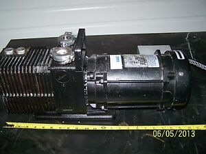 Franklin Electric Franklin Electrofluid 1 2 Hp Vacuum Pump