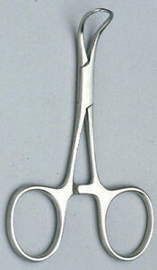 6 Backhaus Towel Clamp 3 5 Surgical Dental Veterinary
