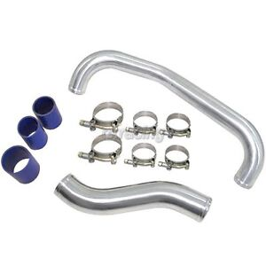 Cxracing Hotpipe 2 5 Air Intake Pipe For 89 94 Nissan 240sx S13 Sr20det