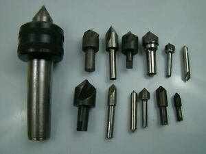 Live Center Countersink Tools Nsk 1 2 1 1 2 Lc 5f6