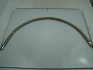 Stainless Steel Braided Hose 1 X 48 Length