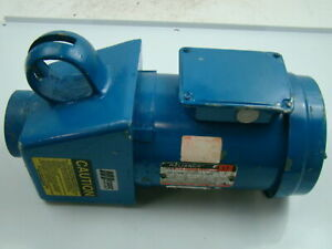 Reliance 1 3hp 1725 Rpm Electric Mixer Motor B7503887m wf
