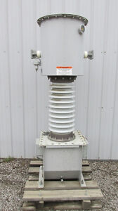 1 Phase Metering Transformer High Voltage 34500 Lv 69 115 Trench N5550115601m