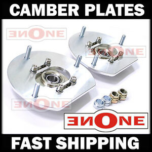 Mk1 Camber Plates Pillow Adjustable Cobalt Ss Turbo For Coilover Kits