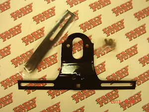 1932 Ford Passenger Car Rear License Plate Bracket Coupe Sedan Roadster V8