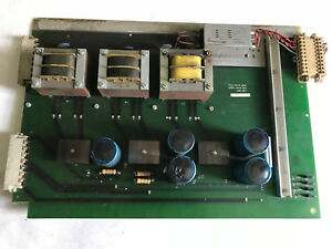 Agie Lps 06a 614 110 5 Low Power Supply Pcb For Agiepuls Mm Edm Control ta