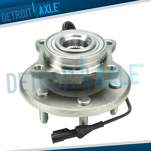 2007 2011 2012 Rear Expedition Navigator Wheel Hub Bearing Assembly With Abs