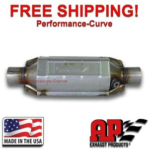 2 Ap Exhaust Heavy Load Catalytic Converter True Obdii 608214