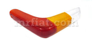 Borgward Isabella Red Amber Clear Tail Light New