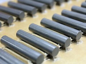 Type 33 Material Ferrite Rod Dia 0 5 Length 2 Lot Of 3 28n088