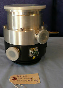 Boc Edwards Ext 255hi Molecular Pump Cleaned Tested 30 Day Warranty
