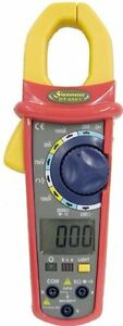 Sinometer Dt6051 Digital Clamp On Meter With Phase Rotation Indicator