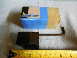 Iscar 25tbu 32r Tool Holder 2806767 Cut Off Blade Holder Machine Shop Tools