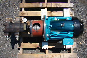 Parker Hydraulics 15hp Power Unit 480v3 Phase