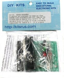 Eeprom Programmer Kit Requires Assembly