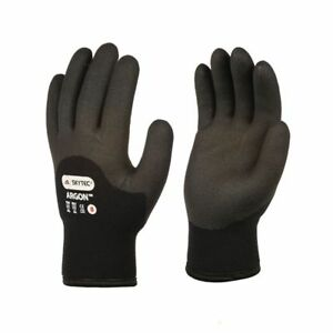 Skytec Argon Insulated Thermal Waterproof Cold Winter Warm Work Gloves 50 C