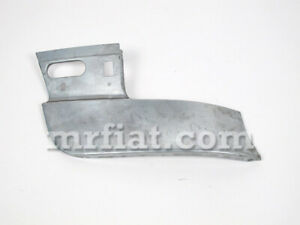 Alfa Romeo Spider Right Lower Front Spoiler Plate 1983 89 Oem New