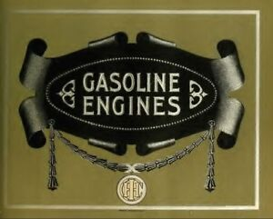 Ihc International Victor Famous Gas Engine Brochure Book Hit Or Miss Magneto