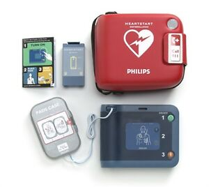 Philips Frx Aed 861304 Opt R01 Biomed Certified With 6 Month Warranty