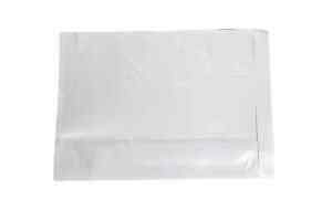 1000 Clear Packing List Envelope Plain Face 7 X 10 Backside Load Stickers