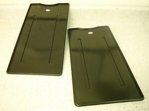 Bridgeport Mill Part Milling Machine Two 2 Table Guard Tote Tray New