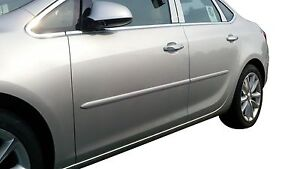 Painted Body Side Moldings Fits The 2006 2013 Chevrolet Impala