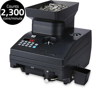 Automatic Electronic Money Coin Cash Counter Counting Machine Uk Zzap Cc10