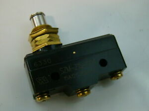 Honeywell 125 250v 15a Micro Switch Szm z15 g04