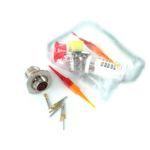 Amphenol Circular Connector Kit D38999 24fc8sn