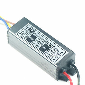 5pcs 10w High Power Led Driver 900ma Ac110v 262v 50 60hz Waterproof