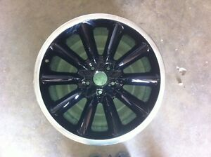 2012 Shelby Mustang Wheel