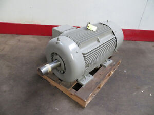 200 Hp Ac Electric Severe Duty High Efficiency Motor 380 Volt 3 Ph 50 Hz Siemens