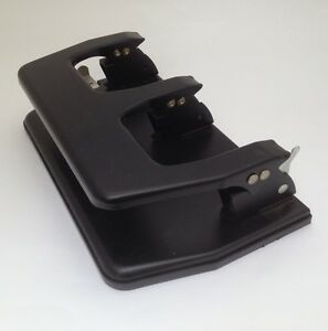 Master Products Mp3 3 Hole Punch 25 Sheets Black Euc