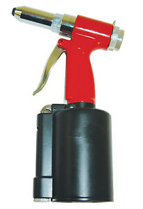 Atd Tools 3 16 Hydraulic Air Riveter Pop Rivet Gun 3 32 3 16 Nose Pieces