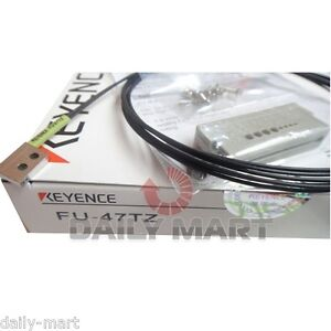 Keyence Fiber Optic Sensor Fu 47tz Fu47tz New In Box Nib Free Shipping