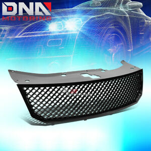 For 08 10 Dodge Avenger Luxury Sports Mesh Front Hood Bumper Grill grille Guard