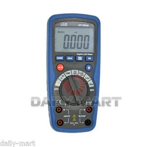 Cem Dt 9930 11 000 Counts Lcr Meter Digital Inductance Multimeter Tester