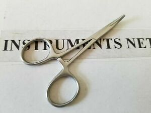 Gift Idea 3 5 Curved Hemostat Hemos Forcep Locking Clamp Stainless Usa Shipped
