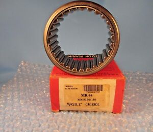 Mcgill Mr44 Mr 44 Cagerol Bearing Outer Ring Roller Assembly