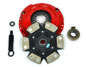 Kupp Racing Stage 3 Clutch Kit 1996 2002 Pontiac Firebird Chevy Camaro 3 8l V6