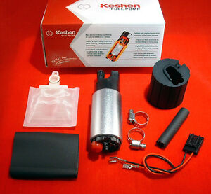255lph High Pressure High Flow Fuel Pump In tank Install Kit Fits Mazda