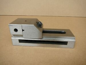 2 Precision Vise For Mill Milling Machine Grinding Wire Edm M2021120 New