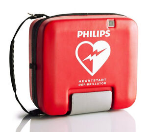 Philips Heartstart Fr3 Aed Soft System Case 989803179161 Soft Carry Case