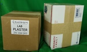 Lab Plaster Dental Fast Set 28 Lbs For 39 Free Fast Shipping