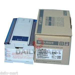 Mitsubishi Fx1n Plc Fx1n 60mr 001 Original Made In Japan New In Box Free Ship