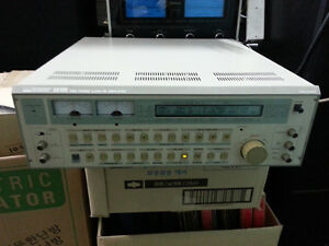 5610b Nf Corporation 2 phase Lock in Amplifier