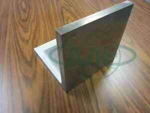 12x12x12 Plain Angle Plate high Tensil Cast Iron Accurate Ground pap 1222 new