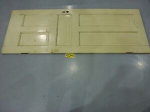 Antique 5 Panel Door Beige