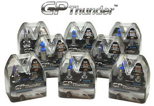 Gp Thunder Ii 8500k H3 Xenon Quartz Ion Light Bulb 55w Sgp85 H3