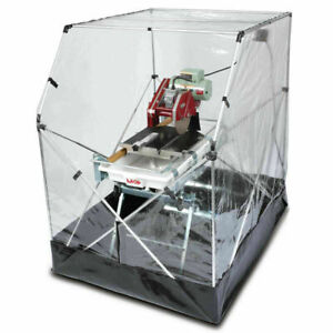 Barwalt Tile Saw Shack Wet Tent Extra Large 70852